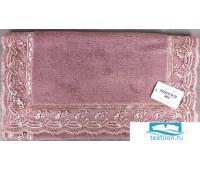 Коврик 'REYNA' цв.тм.розовый (50x80) (Maison Dor)