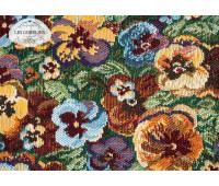 Накидка на кресло гобелен 'Fleurs De Jardin' 70х170 см