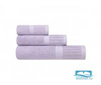 ТАСТИ лиловый Полотенце 70x140, 100% хл., 550 гр/м2
