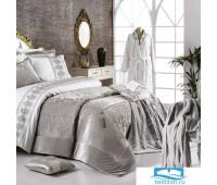 Комплект ZEBRA 'LUCY PRMIUM' 20 предметов Y 813 серый