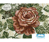 Накидка на диван гобелен 'Art Floral' 130х230 см
