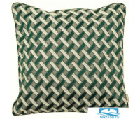 Чехол для подушки 'Изумрудный замок', 43х43 см, P602-7615/1