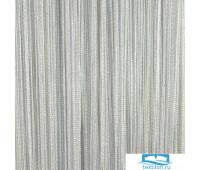 Нитевой занавес 'Серебро' 300 х 285, C156 Белый + Серебро