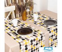 Комплект для сервировки стола - 2 дорожки для кухни Раунд