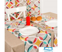 Комплект для сервировки стола - 2 дорожки для кухни Ритм колор