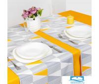 Комплект для сервировки стола - 2 дорожки для кухни Сканди 40х1