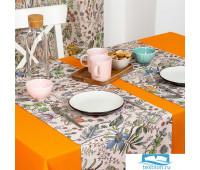 Комплект для сервировки стола - 2 дорожки для кухни Бухара