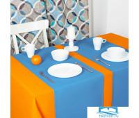 Комплект для сервировки стола - 2 дорожки для кухни Волна