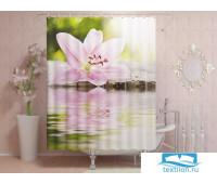 Фотоштора для ванной 145*180, 1 полотно