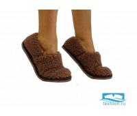 Тапочки-туфли ALTRO арт.2111333-02 верблюжья шерсть 38-39