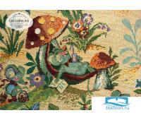 Накидка на диван гобелен 'Souris Drole' 160х220 см