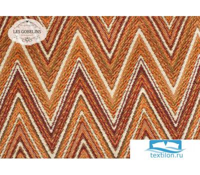 Накидка на диван гобелен 'Zigzag' 130х210 см