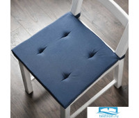 Комплект подушек для стула 'Билли' RES-PAS05-06-08 Синий 37х42