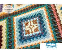 Накидка на диван гобелен 'Labyrinthe' 160х160 см