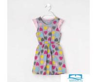 Платье  KAFTAN 'Super star' р.30 (98-104)