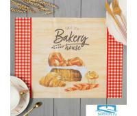 Салфетки на стол 'Bakery house' 30х40см, 100% п/э