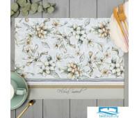 Салфетки на стол 'Floral mood' 30х40см, 100% п/э