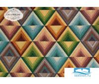 Накидка на диван гобелен 'Kaleidoscope' 130х220 см