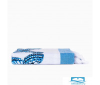 Полотенце Для Сауны Arya Печатное 90X160 Butterfly