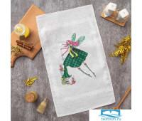 Полотенце Этель 34х58 см «Рождественская открытка»
