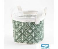 Текстильная корзинка Этель 'Vintage collection' 12 х14 см