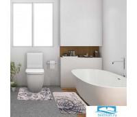 Набор ковриков для ванной Этель 'Marine life' 2 шт, 80х50 см