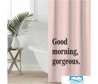 Штора для ванной Этель 'Good morning' 145 х 180 см