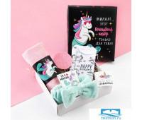 Набор подарочный 'Волшебный набор' полотенце и акс 5516809