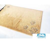 Набор ковриков для ванной с аппликацией Карвен 'LEAF' KV 200