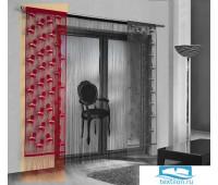 579А, Fotel (кресло),  дизайнерская панель цвета БОРДО, размеры: 50 см ширина  * 250 см высота