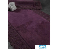 Набор ковриков для ванной с кружевами Карвен 'VENICE' KV 264
