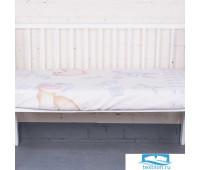 Простыня на резинке бязь детская 7224 Дрема 90/200/20 см