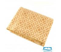 Одеяло шерстяное Жаккард арт.6 85%шерсть