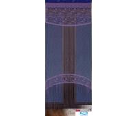 616А, Garderoba (Гардероб), панель ЦЕНТРАЛЬНАЯ, цвет  ФИОЛЕТОВЫЙ, размеры 100 см ширина, 245 см высота, на туннели