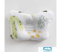 Подушка анатомическая Крошка Я Little dino, 26х22 см