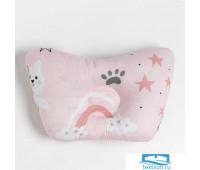 Подушка анатомическая Крошка Я Sweet cats, 26х22 см
