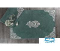 Набор ковриков для ванной с аппликацией и кружевами 'LOTUS' KV