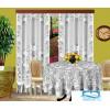 Комплекты штор со скатертью, салфетками