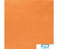 Оранжевая махровая наволочка (набор 2 шт.) 70х70