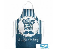 Фартук на кухню 'Я люблю готовить'