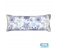 Чехол для подушки 'Снежинки', 25x70 см, P703-2102/1