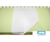 Пеленка непромокаемая OI-tex Baby 50х70  (Белый)