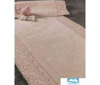 Набор ковриков для ванной с кружевами Карвен 'VALS' KV 262