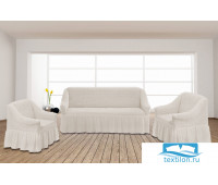 8822 Комплект чехлов для мебели TexRepublic Absolute Стрейч