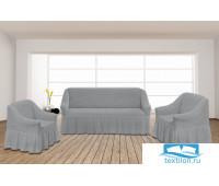 8823 Комплект чехлов для мебели TexRepublic Absolute Стрейч