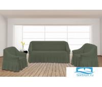 8825 Комплект чехлов для мебели TexRepublic Absolute Стрейч