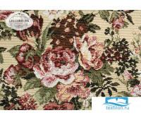 Покрывало на кровать гобелен 'Bouquet Francais' 130х220 см