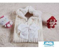 Одеяла Infanty (молоко) 75х70см