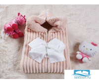Одеяла Infanty (пудра) 75х70см