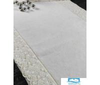 Набор ковриков для ванной с кружевами Карвен 'VITALI' KV 263